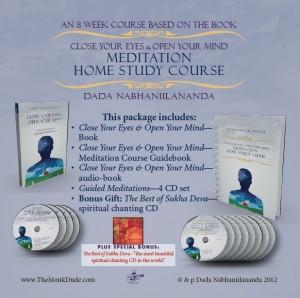 Meditation Home Study Course