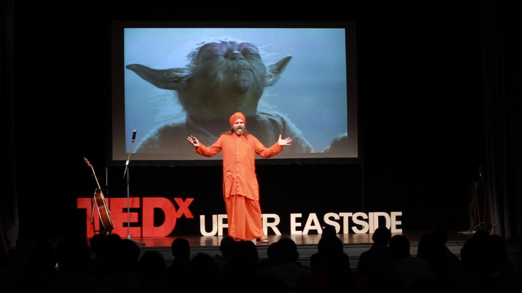 The Revolution of Love: video of TEDx talk, NYC, August 4, 2013