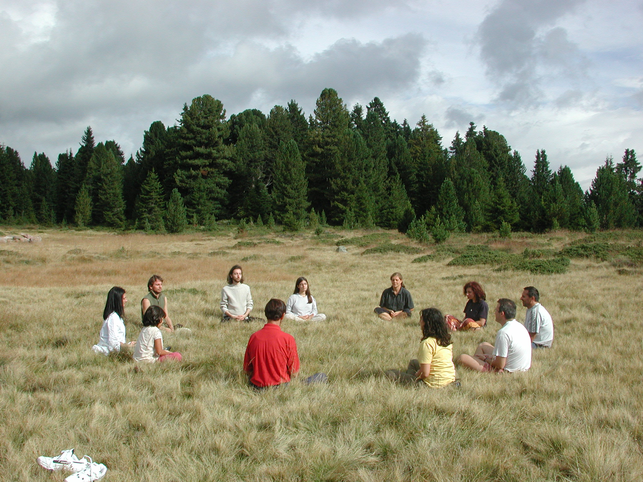 Group Meditations 36
