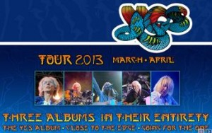yes tour 2013