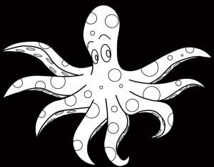 Octopus black