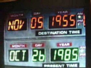 Delorean date